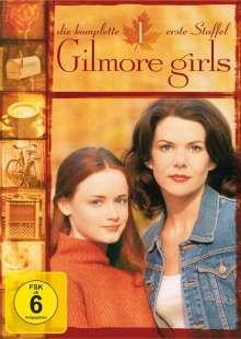 Gilmore Girls Season 1, 6 DVDs