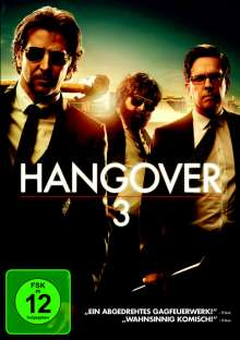 Hangover 3, DVD
