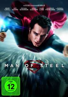 Man Of Steel, DVD