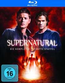 Supernatural Staffel 5 (Blu-ray), 5 Blu-ray Discs