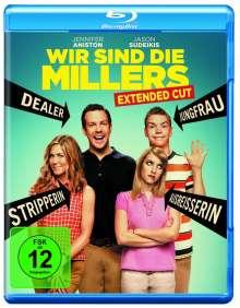 Wir sind die Millers (Blu-ray), Blu-ray Disc