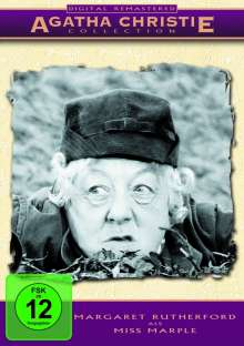 Miss Marple-Box (Remasterte Fassung), 4 DVDs