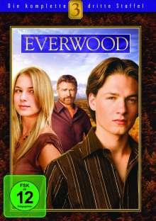 Everwood Season 3, 5 DVDs