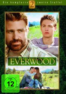 Everwood Season 2, 6 DVDs