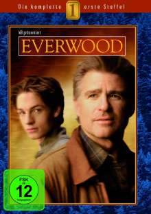 Everwood Season 1, 6 DVDs