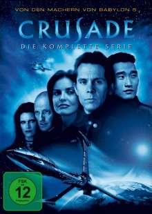 Crusade (Komplette Serie), 5 DVDs
