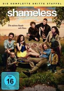 Shameless Staffel 3, 3 DVDs