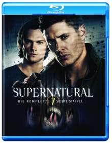 Supernatural Staffel 7 (Blu-ray), 5 Blu-ray Discs