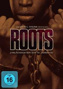 Roots (Jubiläums Edition), 4 DVDs
