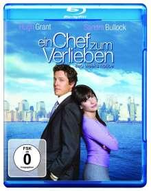 Ein Chef zum Verlieben (Blu-ray), Blu-ray Disc