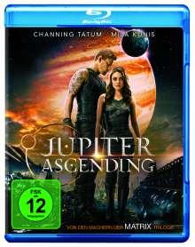 Jupiter Ascending (Blu-ray), Blu-ray Disc