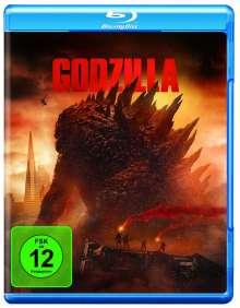 Godzilla (2014) (Blu-ray), Blu-ray Disc