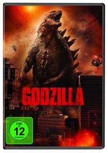 Godzilla (2014), DVD