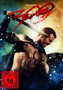 300 - Rise of an Empire, DVD