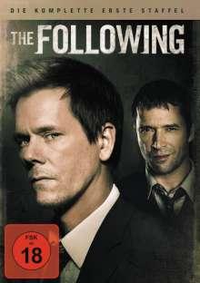 The Following Season 1, 4 DVDs
