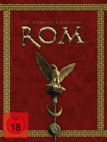 Rom Staffel 1 & 2 (Gesamtausgabe), 11 DVDs