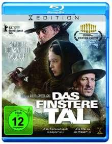Das finstere Tal (Blu-ray), Blu-ray Disc