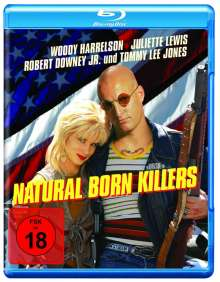 Natural Born Killers (Blu-ray), Blu-ray Disc