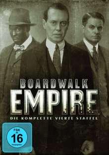 Boardwalk Empire Season 4, 4 DVDs