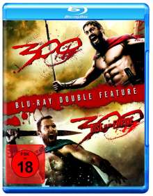 300 / 300 - Rise of an Empire (Blu-ray), 2 Blu-ray Discs