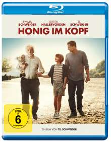 Honig im Kopf (Blu-ray), Blu-ray Disc
