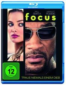 Focus (Blu-ray), Blu-ray Disc