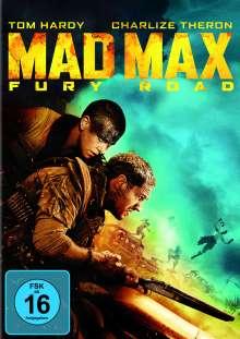 Mad Max - Fury Road, DVD