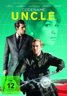 Codename U.N.C.L.E., DVD