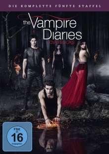 The Vampire Diaries Staffel 5, 5 DVDs