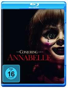Annabelle (Blu-ray), Blu-ray Disc