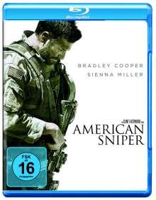 American Sniper (Blu-ray), Blu-ray Disc