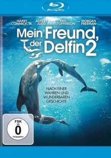 Mein Freund der Delfin 2 (Blu-ray), Blu-ray Disc