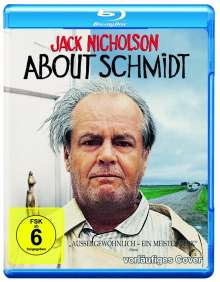 About Schmidt (Blu-ray), Blu-ray Disc