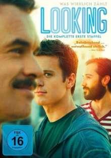 Looking Season 1, 2 DVDs