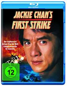 Jackie Chans Erstschlag (Blu-ray), Blu-ray Disc