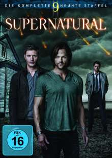 Supernatural Staffel 9, 6 DVDs