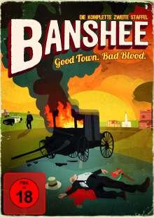 Banshee Season 2, 4 DVDs