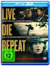 Edge of Tomorrow (3D Blu-ray), Blu-ray Disc