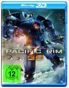 Pacific Rim (3D Blu-ray), Blu-ray Disc