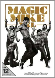 Magic Mike XXL, DVD