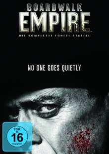 Boardwalk Empire Season 5 (finale Staffel), 3 DVDs