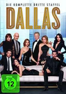 Dallas Season 3 (2014), 4 DVDs