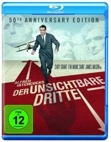 Der unsichtbare Dritte (Blu-ray), Blu-ray Disc