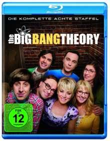 The Big Bang Theory Staffel 8 (Blu-ray), 2 Blu-ray Discs