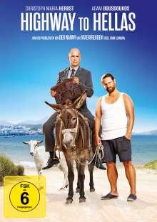 Highway to Hellas, DVD