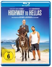 Highway to Hellas (Blu-ray), Blu-ray Disc