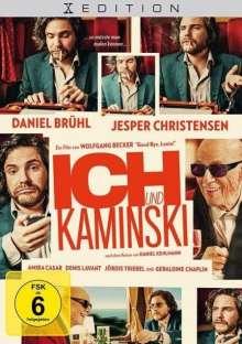 Ich und Kaminski, DVD