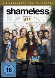 Shameless Staffel 5, 3 DVDs