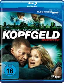 Tatort: Kopfgeld (Blu-ray), Blu-ray Disc