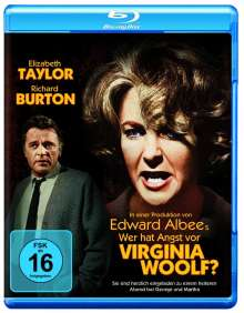 Wer hat Angst vor Virginia Woolf ? (Blu-ray), Blu-ray Disc